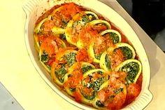 Ricetta Rotolo di spinaci e ricotta - Anna Moroni