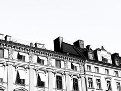 Stockholm, Sweden From Where I Stand, Looking Up, Places To Travel, Facade, Louvre, Around The Worlds, Building, Instagram Posts, Life