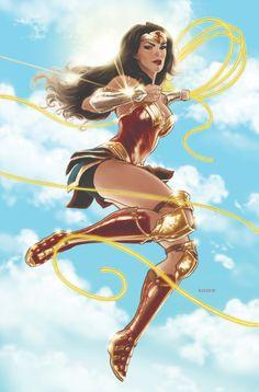 DC Comics Runs Variant Covers Alongside Standard Covers in P… – Marvel Comics Wonder Woman Art, Wonder Woman Kunst, Wonder Woman Comic, Wonder Women, Wonder Woman Drawing, Wonder Woman Superhero, Female Superhero, Superman Wonder Woman, Marvel Dc Comics