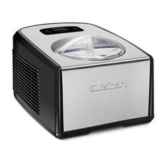 Cuisinart ICE 30BC Pure Indulgence 2 Quart Automatic Frozen Yogurt Sorbet And Ice Cream Maker In 2018