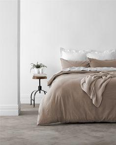 Απαλά Βαμβακερά Σετ Super Υπερ/πλα Πετροπλυμένα Σεντόνια Tuffy σε 4 Αποχρώσεις - Pennie.gr Bed, Furniture, Home Decor, Decoration Home, Stream Bed, Room Decor, Home Furnishings, Beds, Home Interior Design
