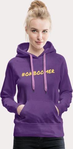 Ihana premium huppari saatavilla useissa eri väreissä, tilaa linkistä nyt ja paita on sinulla muutamassa työpäivässä! Ok Boomer, Hoodies, Sweaters, Fashion, Moda, Sweatshirts, Fashion Styles, Parka, Sweater