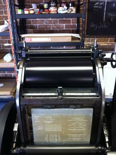 Ruby's Tuesday Letterpress