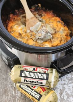 Sausage Potato Casserole is a family friendly recipe that is made in the Crockpot