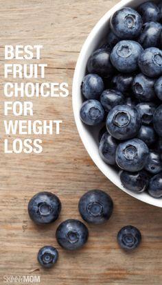 7 fruits low in sugar!