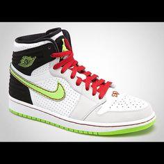 906a77f5bba79 Jordan Shoes | Rare Air Jordan 1 Retro '93 Electric Green 11 | Color: