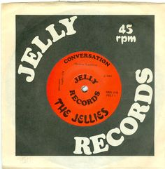 The Jellies - Jive Baby On A Saturday Night (1981) #VinylTrails