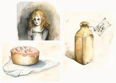 Art - Alice. Amber Alexander