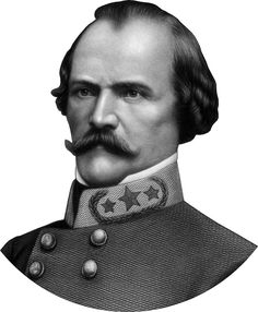 Confederate General Albert Sidney Johnston