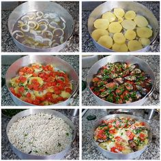 Couscous, Biscotti, Food And Drink, Potatoes, Breakfast, Ethnic Recipes, Dinner, Meals, Dish