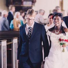 Endelig gift :)