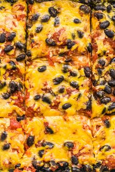 Our Southwestern Black Bean Casserole is a healthy way to enjoy Mexican food. Less calories, saturated fat, and unhealthy ingredients! Ww Recipes, Mexican Food Recipes, Vegetarian Recipes, Cooking Recipes, Vegetarian Mexican, Family Recipes, Recipies, Casserole Dishes, Casserole Recipes