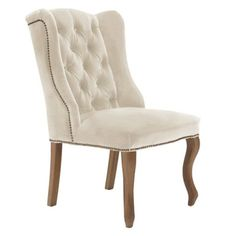 Slip White Slipcovered Dining Chair Crate And Barrel