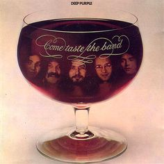 """Deep Purple Come Taste The Band. Deep Purple's only album with Sioux City Iowa product, Tommy Bolin. How prophetic was the song """" Dealer"""". A tragedy we lost Tommy at only 25 years of age. A true """" what if """". To this day, I detest Florida where Tommy passed away."""