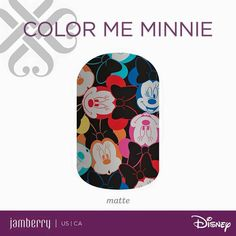~Introducing the Disney Collection by Jamberry~ This new fun and enchanting collection is available for purchase starting February 9, 2016 at 10:00am MT. These premium wraps are offered for US-$18/CA-$22 (these are licensed products therefore discounts such as B3G1, Host Rewards, Product Credits or other special offers do not apply when purchasing them) Visit kismet.jamberry.ca to add a little magic to your manicure!