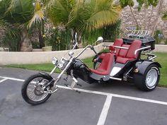Very nice VW Trike ! Trike Chopper, Vw Trike, Harley Davidson Motorcycles, Cars And Motorcycles, 3 Wheel Motorcycle, Volkswagen, E Bicycle, Electric Trike, Custom Trikes