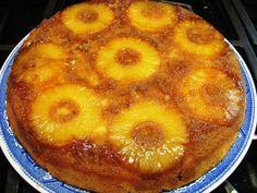 The original Dole Pineapple Upside down Cake