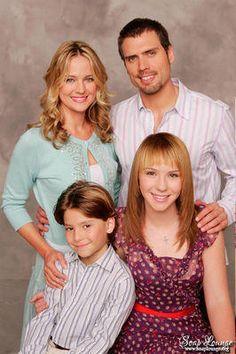 Sharon, Nick, Cassie & Noah (Y & R)