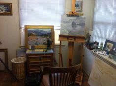 Frank Serrano studio