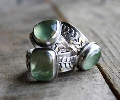 Jessi Taylor Woodland Ring. Sooooooo pretty!