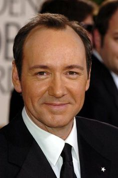Kevin Spacey, this reminds me that I need to watch Usual Suspects again....I catch something new in his performance with every viewing.