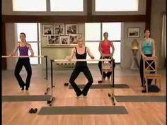 The Bar Method Exercise DVD: Fat-Burning Exercises with Bar Method Founder Burr Leonard