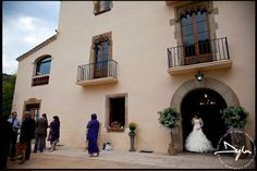 Wedding reception at Masia Mas Coll, Alella, Barcelona, Spain ----Photographs by Dylan McBurney
