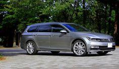 パサートに追加されたハイパフォーマンスモデルに試乗Volkswagen