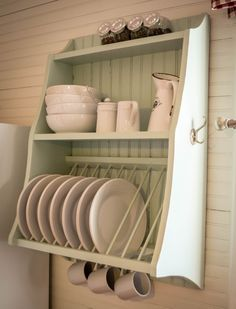 Plate Dish Rack Local Only
