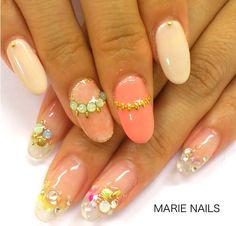 Nail art (Marie Nails)