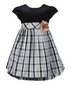 Dressy holiday dress for Lauren