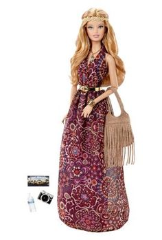 The Barbie Look® Barbie® Doll – Festival | The Barbie Collection, 2016