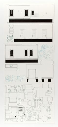 Building stories, Chris Ware  124wb.jpg (493×1080)
