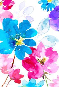 Harrison Ripley -  Blue & PINK Flowers.jpg