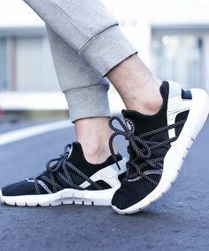Nike Air Huarache NM Black/White 2015