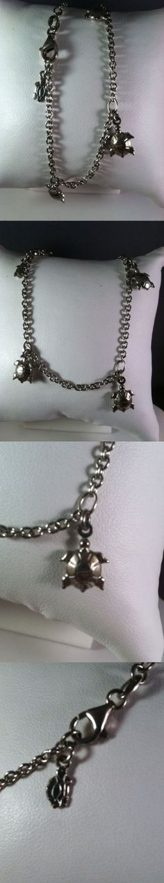 inch bell sterling bracelets silver or ankle plus pin small to bracelet size jingling anklet