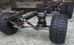 Mini Jeep, Mini Bike, Accessoires Quad, Homemade Go Kart, Go Kart Plans, 6x6 Truck, Atv Trailers, Diy Go Kart, Go Car