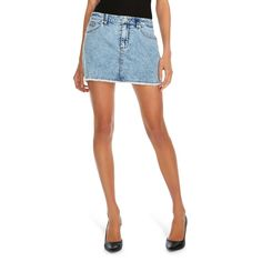 Women's Mini Jeans Skirt Magic 18 - Mossimo