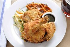 The best family restaurants to dine out with kids Family restaurants: The 50 best family restaurants in NYC Fried Chicken And Waffles, Buttermilk Fried Chicken, Brunch Nyc, Brunch Spots, Nachos, Chicken Spot, American Desserts, Savarin, Restaurant Week
