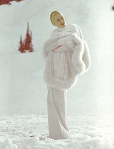 winter white inspiration...