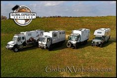 Global Expedition Vehicle Models   Global Expedition Vehicles