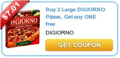 DiGiorno Pizza Only $2.22 at CVS!