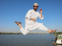 Jumping Over The Nile Jumpin' Jack Flash, Jumping For Joy, Lunges, All Over The World, Blue Bird, Make Me Smile, All The Colors, Fun, Hilarious