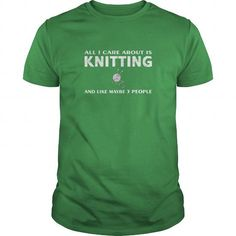 Knitting  T-Shirt - All...  - Click The Image To Buy It Now or Tag Someone You Want To Buy This For.    #TShirts Only Serious Puppies Lovers Would Wear! #V-neck #sweatshirts #customized hoodies.  BUY NOW => http://customshirtsstore.com/?p=60341
