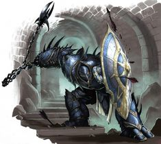 Shield Knight (3.5e Prestige Class) - D&D Wiki