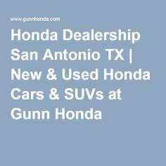 Gunn Honda   San Antonio, TX