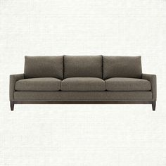 "Love this sofa!!  Dante 89"" Upholstered Sofa in Wilson Graphite"
