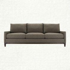 "Love this sofa!!  Dante 89"" Upholstered Sofa in Wilson Graphite"