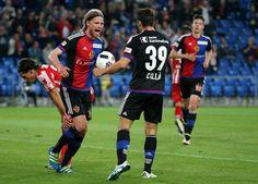 Richtig gut waren nur Bjarnason und Callà  Der eingwechselte Davide Callà und Energiebündel Birkir Bjarnason retten dem FC Basel beim 1:1 gegen Thun wenigstens einen Punkt. Und als Zugabe verrät Callà anschliessend, was er so alles in seinem Spind aufbewahrt.