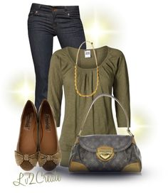 """LV Purse"" by lv2create on Polyvore"